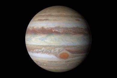Especial: Cosas sorprendentes sobre Júpiter que igual no sabías