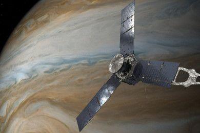 Juno llega a Júpiter ¡Síguelo en directo!