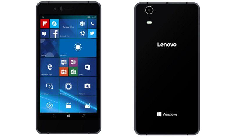 Lenovo presenta su primer smartphone con Windows 10 Mobile 32