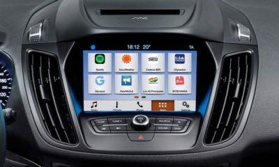 Los vehículos Ford serán compatibles con CarPlay y Android Auto en 2017