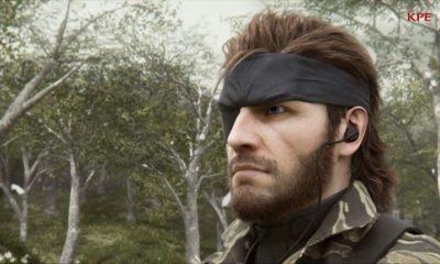 Metal Gear Solid 3: Original frente a remake para pachinko 42