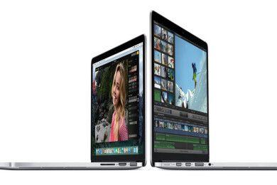 Los Mac de Apple son los que más caen en ventas