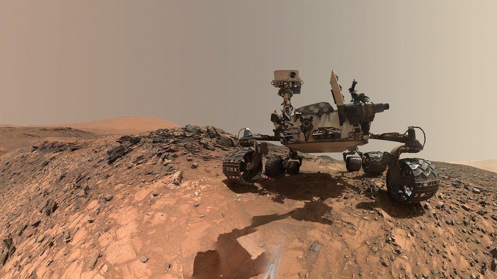 Curiosity entró en modo seguridad el pasado fin de semana 29