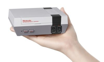 La NES de Nintendo vuelve a las tiendas en versión mini 85