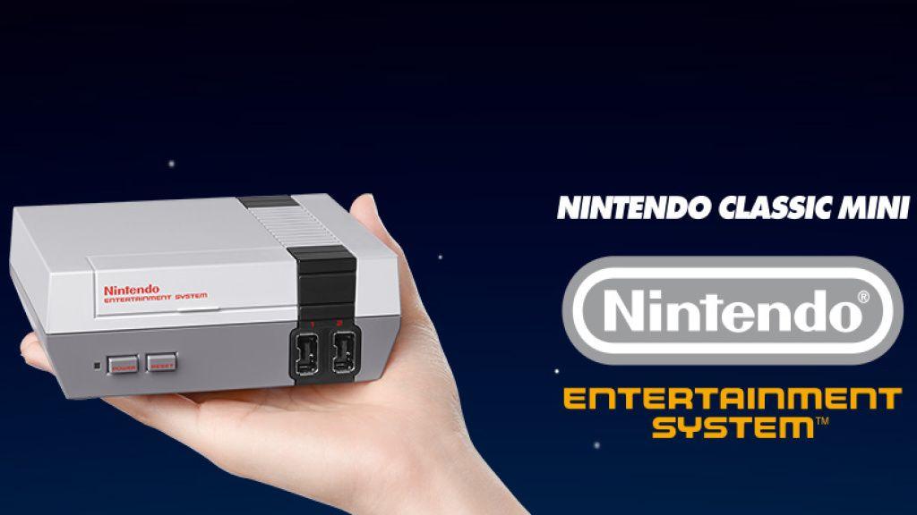 Ya puedes reservar la NES Mini en España, y a precio razonable 28