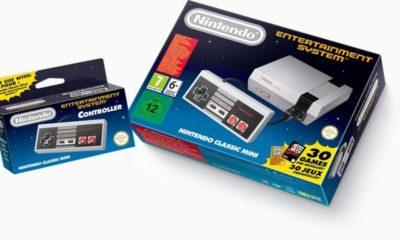 Nintendo no lanzará más juegos para la NES Mini 81