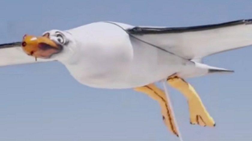 Nivea y su particular dron que dispara protector solar en crema 28