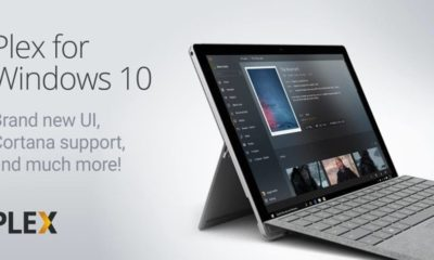 Plex para Windows 10