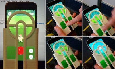 Atrápalos a todos con este accesorio para Pokémon GO 82
