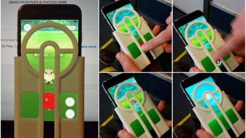 Atrápalos a todos con este accesorio para Pokémon GO