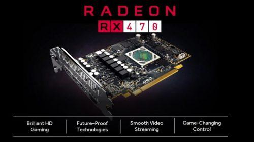 Especial: AMD presenta las RX 470 y RX 460, todo lo que debes saber