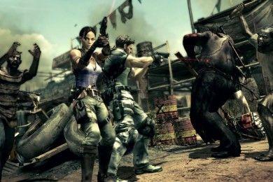 Comparativa de la reedición de Resident Evil 5 en PC y consolas
