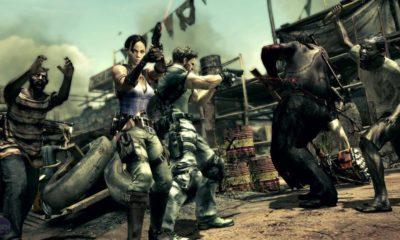 Comparativa de la reedición de Resident Evil 5 en PC y consolas 88
