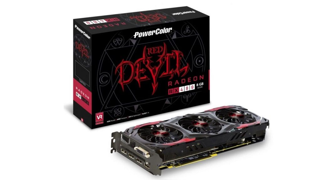 PowerColor anuncia la RED DEVIL RX 480, precio 29