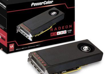 Algunas Radeon RX 480 4 GB pueden activar los 8 GB de memoria