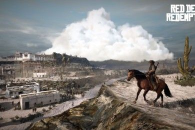 Red Dead Redemption funciona mejor en Xbox One