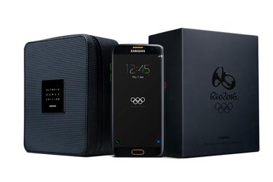 Galaxy S7 edge Olympic Games disponible para reserva