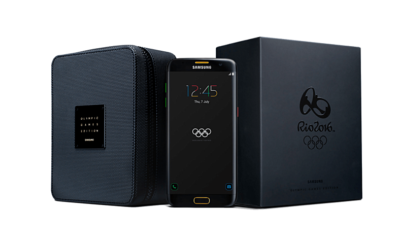 Galaxy S7 edge Olympic Games disponible para reserva 74