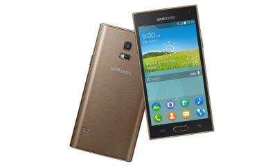 Este vídeo deja ver el Samsung Z2 junto a los Z1 y Z3 34
