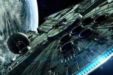 Drones oficiales de Star Wars en camino