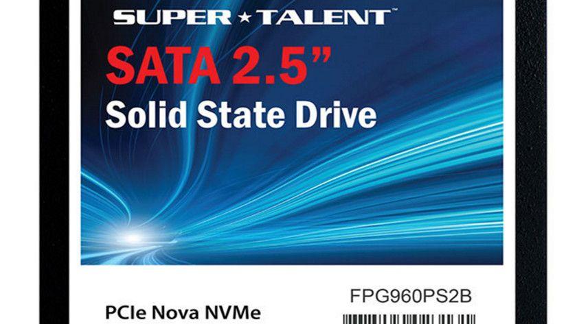 Super Talent Nova
