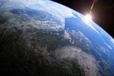 Un año en la Tierra visto a un millón de millas de distancia