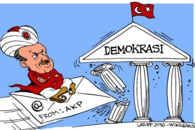 Turquía bloquea Wikileaks ante la publicación de documentos comprometidos