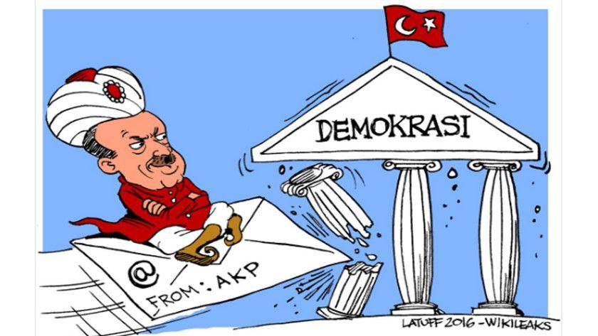 Turkía bloquea Wikileaks