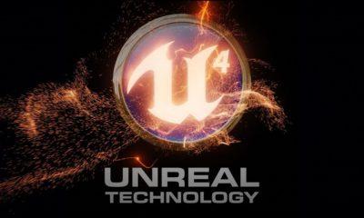 La icónica intro del primer Unreal recreada en Unreal Engine 4 30