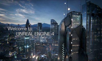 Unreal Engine 4 ya soporta de forma plena Windows 10 UWP 54