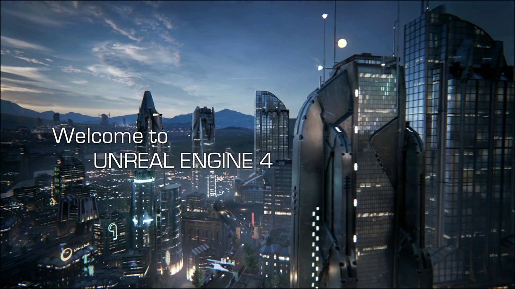 Unreal Engine 4 ya soporta de forma plena Windows 10 UWP 29