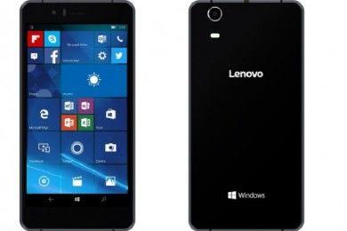 Lenovo anuncia su primer smartphone con Windows 10 Mobile