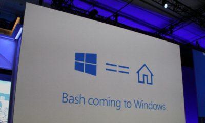 Linux en Windows 10