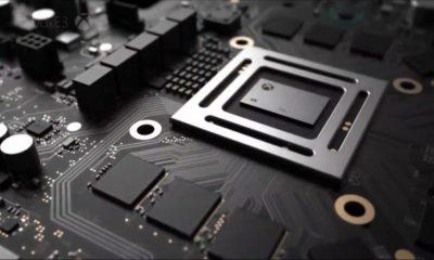 Xbox Scorpio usaría una GPU a medio camino entre Vega y Polaris 76