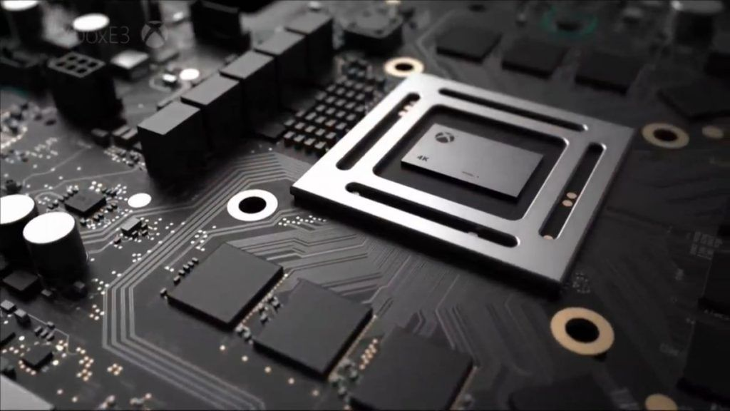 Xbox Scorpio usaría una GPU a medio camino entre Vega y Polaris 40