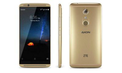 Especificaciones del ZTE Axon 7 Mini, un mini de 5,2 pulgadas 31