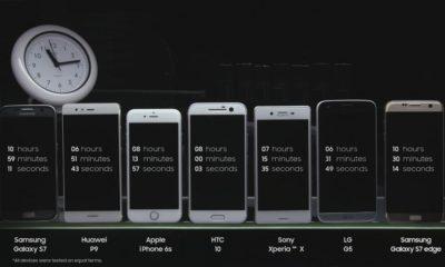 El Galaxy S7 supera en autonomía a sus grandes rivales 78