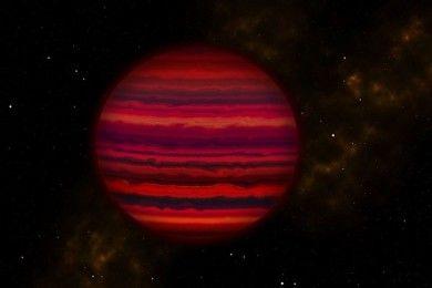 Encuentran las primeras nubes de agua fuera del sistema solar