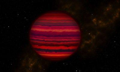 Encuentran las primeras nubes de agua fuera del sistema solar 56