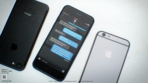 El iPhone 7 sería lanzado el 12 de septiembre