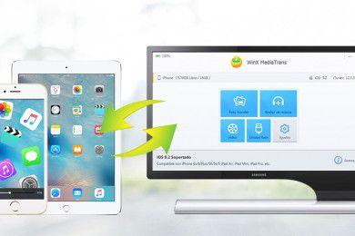 WinX MediaTrans, una excelente alternativa a iTunes para sincronizar tus dispositivos iOS