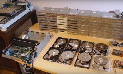 Tema de Star Wars interpretado con viejo hardware, ¡único! 45