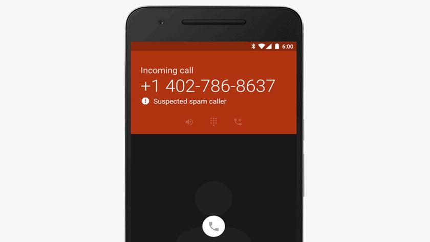 spam en llamadas