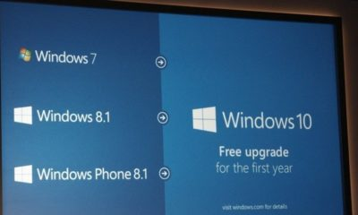 adopción de Windows 10