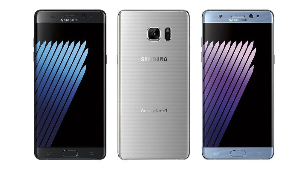 Samsung presenta el Galaxy Note 7, especificaciones y precio 27