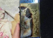 Un Galaxy Note 7 arde mientras se estaba cargando 38