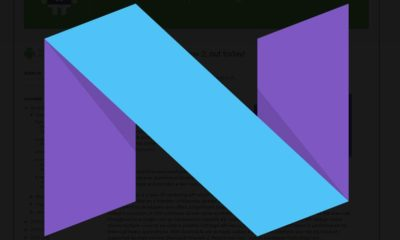 Google despliega Android N para los Nexus 91