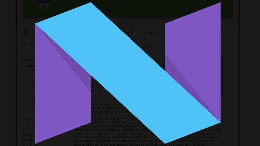 Google despliega Android N para los Nexus 35