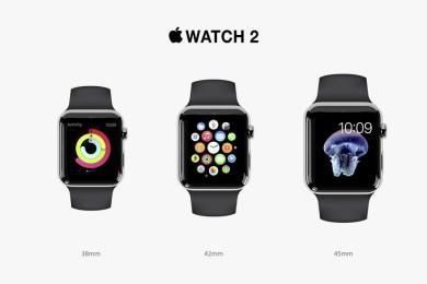 El Apple Watch 2 tendrá el mismo diseño que el modelo actual