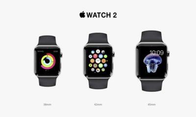 El Apple Watch 2 tendrá el mismo diseño que el modelo actual 133